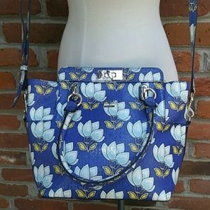 NEW GUESS Floral Crossbody Bag Purse